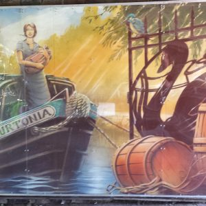 Dallow Lock Mural