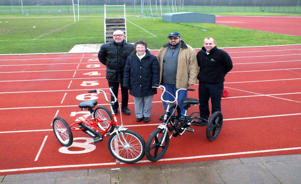 New Bikes Inclusive Cycling