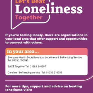 Let's Beat Loneliness Together